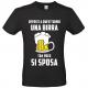 T-shirt Birra allo Sposo