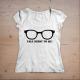T-shirt Nerd Glasses