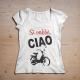 T-shirt Si vabbè Ciao