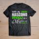 t-shirt il migliore è nato (mese)