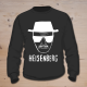 Felpa Heisenberg nera