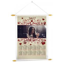 Calendario Cuori