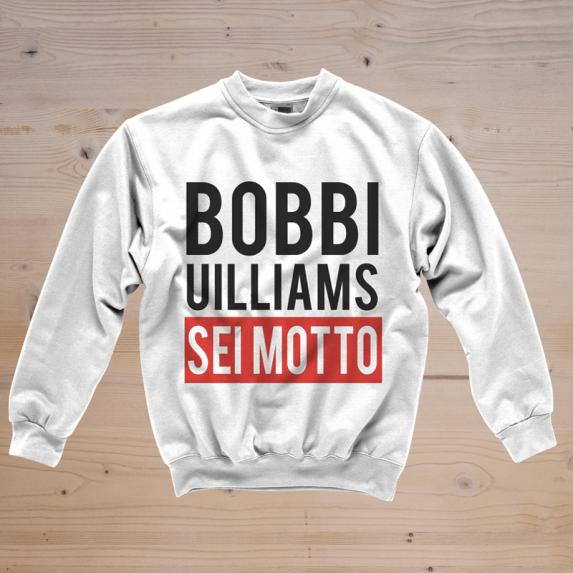 Felpa Bobbi Uilliams