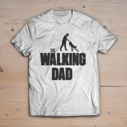 T-shirt t-shirt the walking dad
