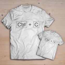 T-shirt ctrl+c ctrl+v