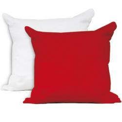 cuscino bicolore quadrato